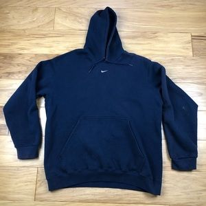 Embroidered Nike Swoosh Hoodie Flaws See Pics